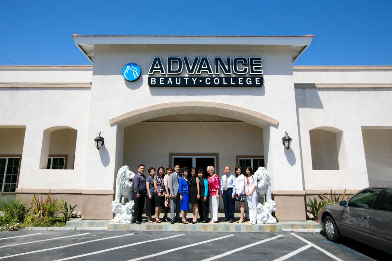 Advance Beauty College Garden Grove