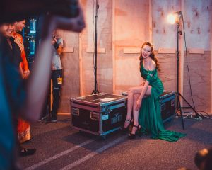 Viet fashion week 2016 advance Beauty College 6