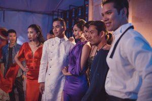 Viet fashion week 2016 advance Beauty College 8