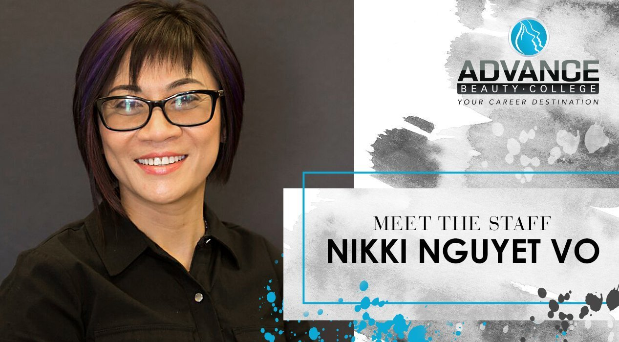 Advance educator Nikki Nguyet.